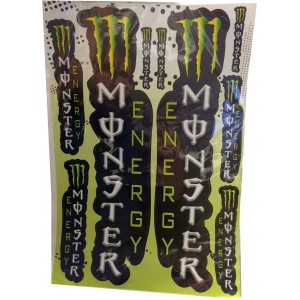 Dekalark Monster Energy Drink