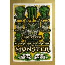 Dekalark Mini Monster Energy Gul