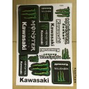 Dekalark Mini Monster Energy Kawasaki
