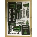Dekalark Monster Energy Kawasaki