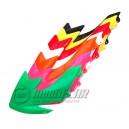 Plastkit CRF50 Grön